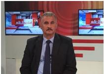 اكاديمي فلسطيني واستاذ محاضر  في الجامعات الجزائرية