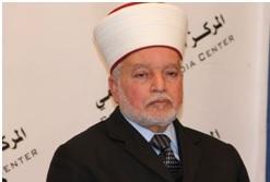 المفتي العام للقدس والديار الفلسطينية الشيخ محمد حسين