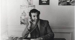 الشهيد عزالدين القلق  مدير لمكتب منظمة التحرير الفلسطينية في باريس