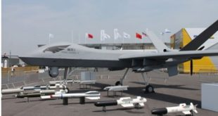 Wing Loong II طائرة