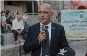 د.م. يحيى السراج رئيس بلدية غزة