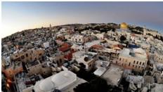 الطابع التاريخي لأحياء القدس
