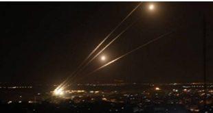 المقاومة تقصف تل أبيب وضواحيها بعشرات الصواريخ وتعليق جميع الرحلات في مطار بن غوريون