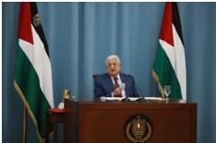 الرئيس عباس في مستهل اجتماع القيادة: نتحرك على كل المستويات التزاما بمسؤولياتنا الوطنية وسنواصل القيام بكل ما هو ممكن للدفاع عن شعبنا
