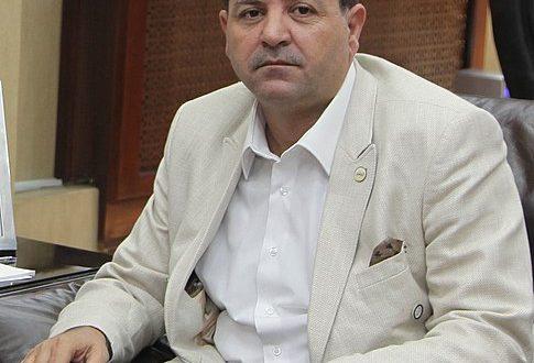 مصطفى الريالات رئيس تحرير جريدة الدستور الأردنية