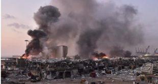 في الذكرى السنوية الأولى لانفجار مرفأ بيروت لبنان نحو المجهول